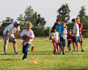 Flagfootball Weiden Vikings